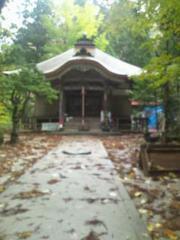 三徳山本堂