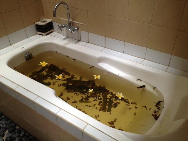 bath up