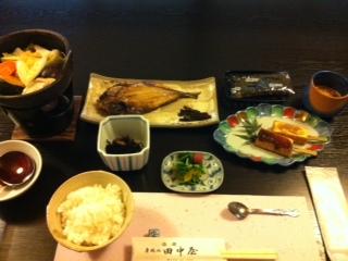 朝食(H24.10.20)