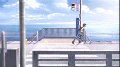鎌倉高校前踏切04