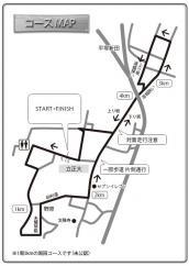 ベアリス30kmmap