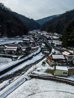 宇津井附近