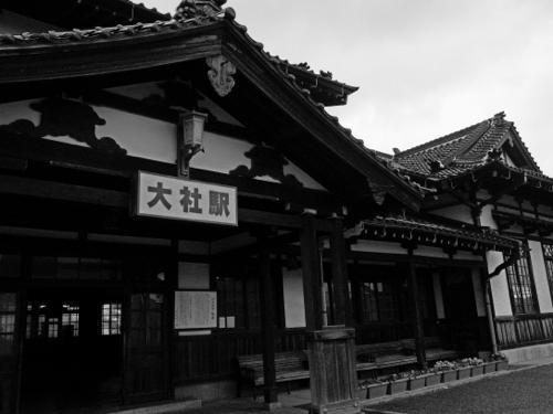 大社駅01