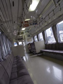 三江線車内
