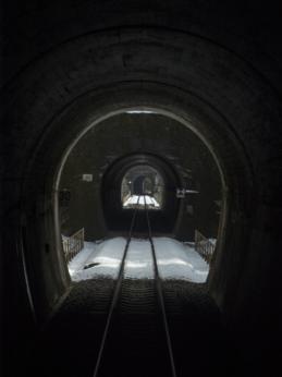 伊賀和志−宇津井トンネル