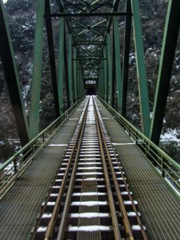 宇津井−石見都賀 鉄橋