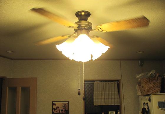 蛍光灯型電球(ちょっと暗い)