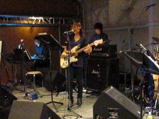 ギター弾きM子