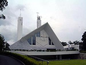 新サビエル記念聖堂