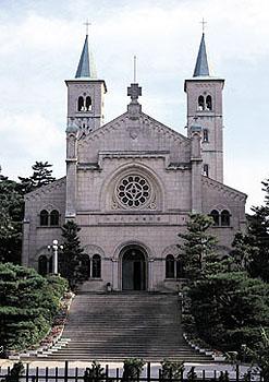旧 サビエル聖堂