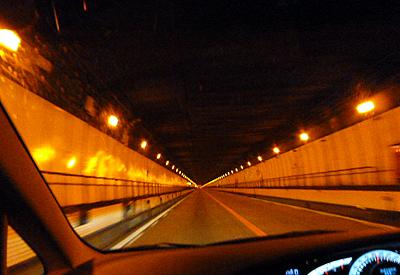 恵那山トンネル