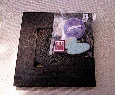 干菓子 紫陽花