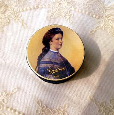 エリザベ-ト肖像