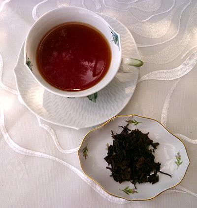 茶殻と・・・