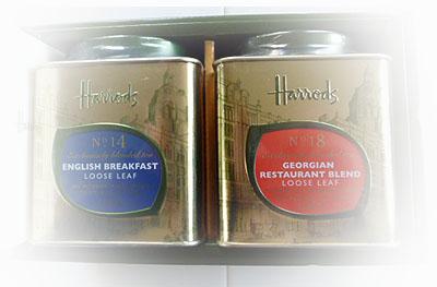 Harrods 茶葉