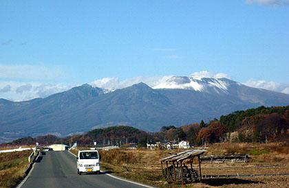 浅間山 その2