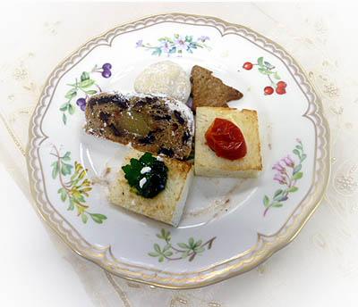 プレ-トのお菓子