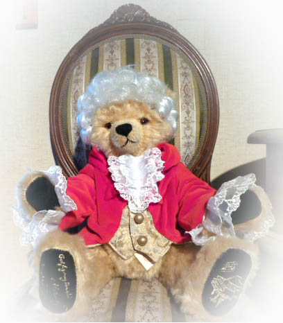Amadeus Mozart ミュ-ジックベア