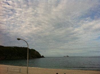 8月17日の神津島