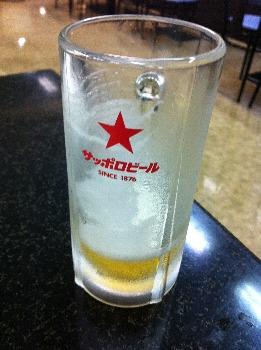 生飲んでます。