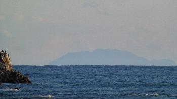 久しぶりの神津島
