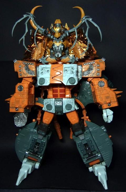 ガイアユニクロン12