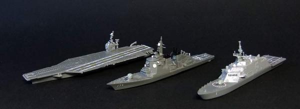 最強の艦艇コレクション1