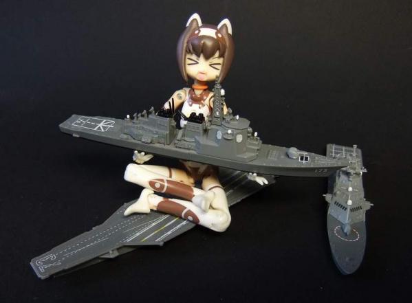 最強の艦艇コレクション11
