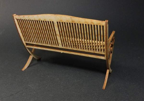 木製イス1