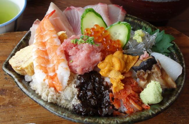 あまっこ寿司
