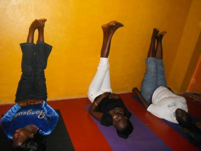 Staff in Yoga