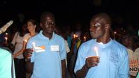 The candle lite walk