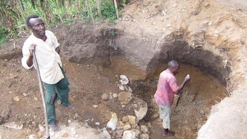 タンタル採掘1
