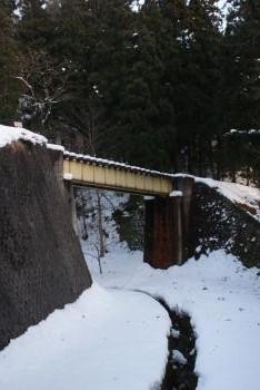 只見線鉄橋