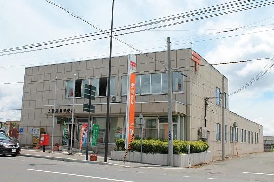 テツ浪人の風景in 上富良野郵便...