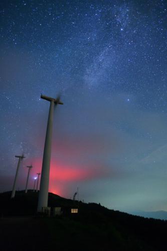 20120728風車と天の川2s