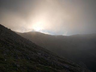 s02薬師岳東南稜への道3