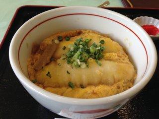 s岩魚天玉丼2