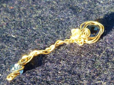 カヤナイトの魔法の杖1