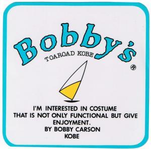 ボビーズロゴ