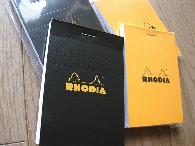 RHODIA(ロディア)