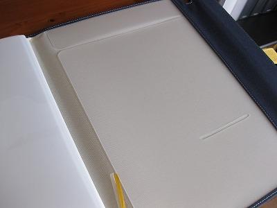 キングジムのノートカバー