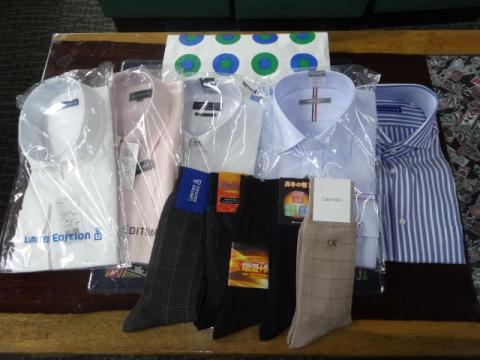 ワイシャツ&靴下の福袋