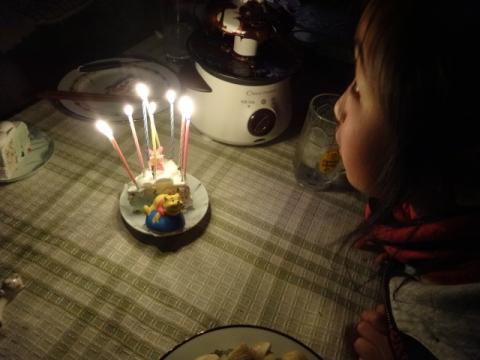 10歳の誕生日1