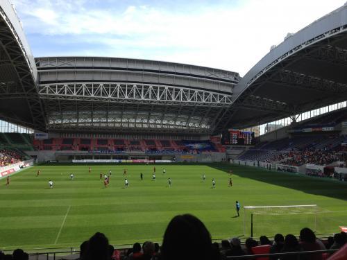 INAC神戸レオネッサ-スペランツァFC大阪高槻