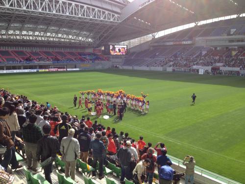 INAC神戸レオネッサ-スペランツァFC大阪高槻③