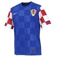 クロアチア代表 10/11 ユニフォーム アウェイ 半袖