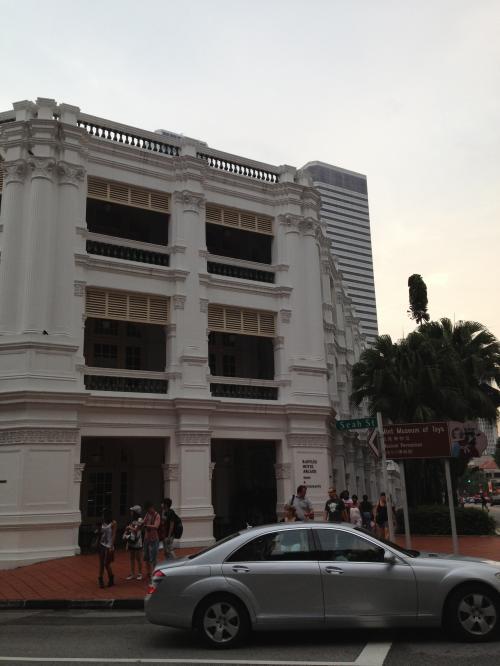 Raffles Hotel-2