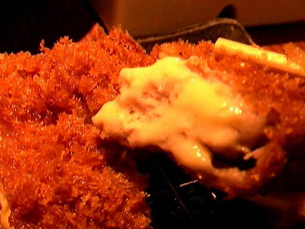 キムカツ cheese