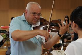 ヴァイオリン部門